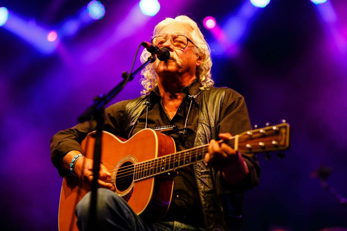 Arlo Guthrie will perform at the Warehouse at Fairfield Theatre Company on Saturday, June 17.