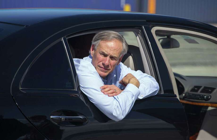 Among those recognizing the value of more openings with Cuba has been Texas Gov. Greg Abbott, shown here looking out from a car during his visit to the Special Development Zone of Mariel, within the Mariel free trade zone in the Bay of Mariel, Cuba in December 2015. Abbott was on a two-day visit to Cuba with a business delegation looking to reintroduce Texas agricultural products to a growing Cuban market. Photo: Desmond Boylan /Associated Press / AP