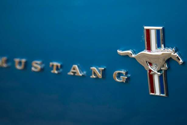 Joan Uhrhammer of Albany, Calif. owns a 1967 Ford Mustang. Brian Feulner, Special to the Chronicle