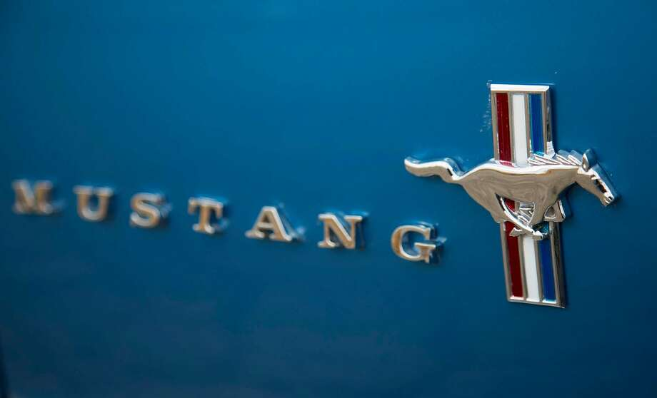 Joan Uhrhammer of Albany, Calif. owns a 1967 Ford Mustang. Brian Feulner, Special to the Chronicle Photo: Brian Feulner, Special To The Chronicle