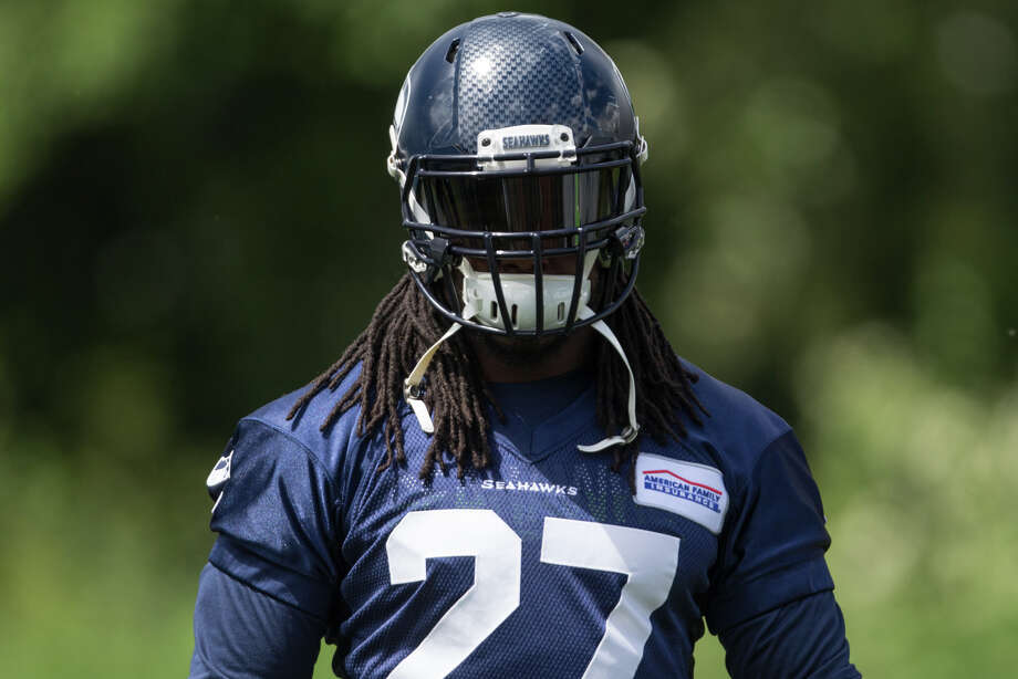 5. Eddie Lacy, running backSeattle wants to return to its run-first identity. Doing that will require Lacy to stay healthy, in shape and be the bruiser that he was in Green Bay. Since being drafted 61st overall in 2013, Lacy has been one of the best in league and shedding would-be tacklers, a trait that is much needed in Seattle, running behind struggling offensive line. Prior to last season, the Seahawks had been in the top 5 in rushing yards per game (they were 21st in 2016) . If Lacy can get them back pounding the rock at that level, it could make Seattle the favorite to win the NFC.  Photo: GRANT HINDSLEY, SEATTLEPI.COM / SEATTLEPI.COM
