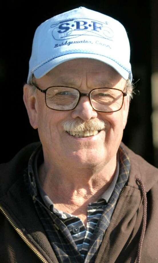Bridgewater First Selectman Bill Stuart. Photo: Carol Kaliff / The News-Times