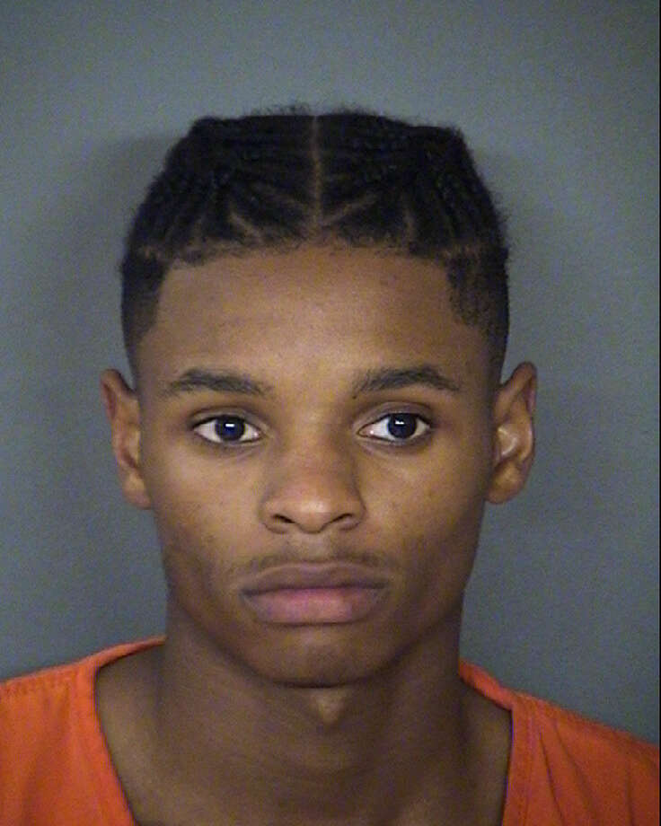 Anton Harris, 18, was arrested June 8, 2017 and eventually charged with four separate counts of aggravated sexual assault, one of attempted sexual assault, and aggravated robbery. Photo: Courtesy Bexar County