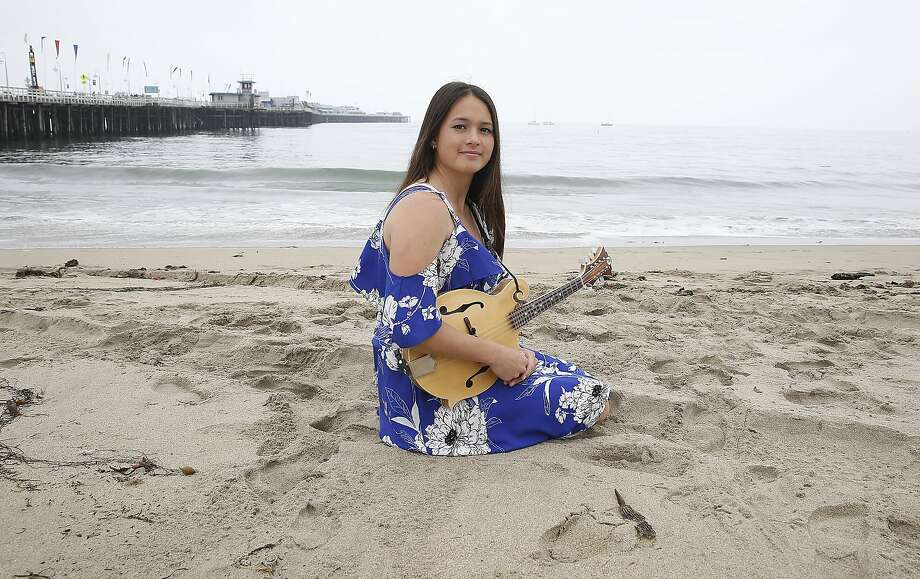 The California Bluegrass Association is going to have a float in the SF Pride parade with AJ Lee's bluegrass band. Photo: Liz Hafalia, The Chronicle