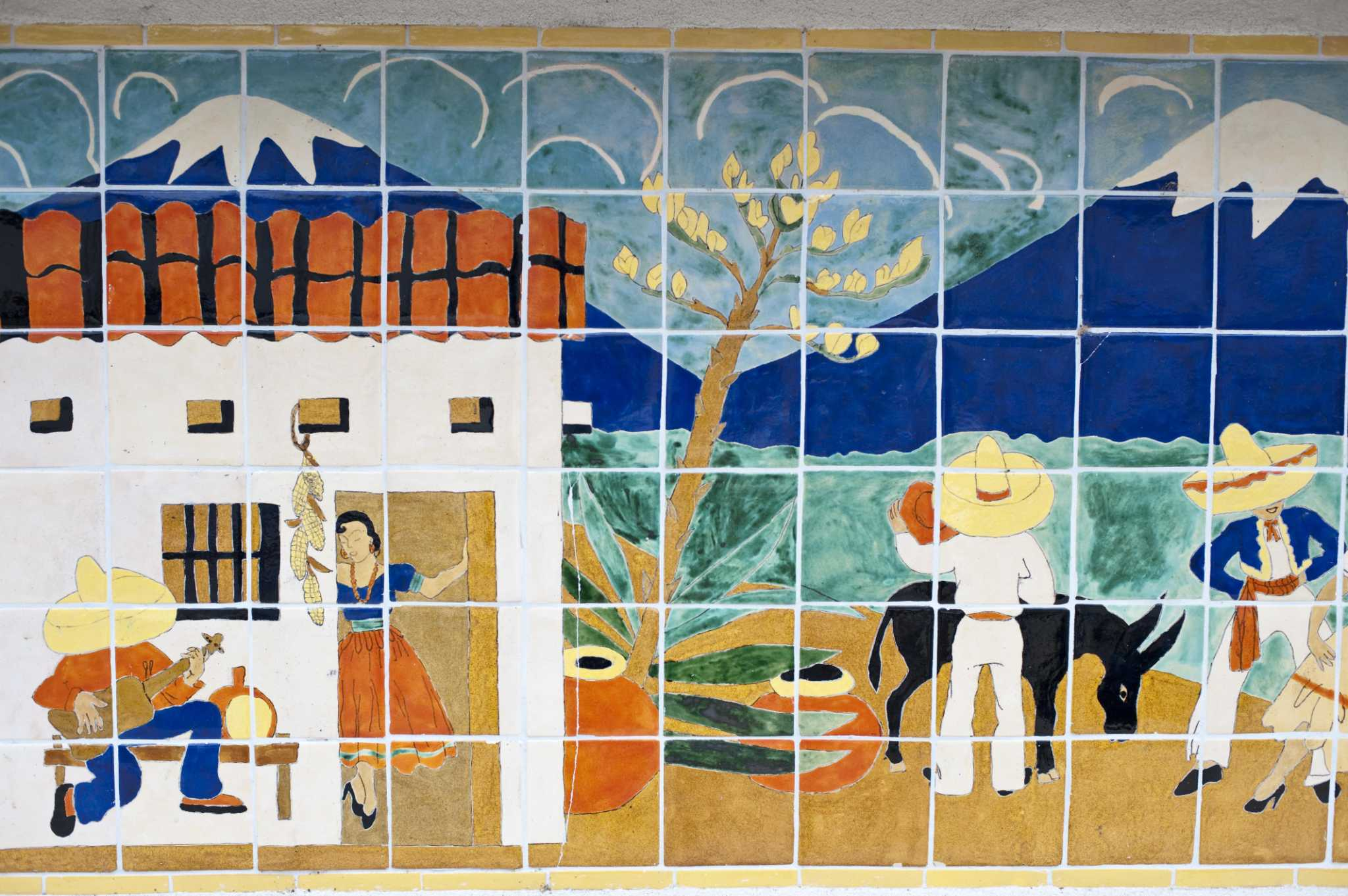 Tile Murals On River Walk Are Hidden Treasures Worth Hunting Expressnews