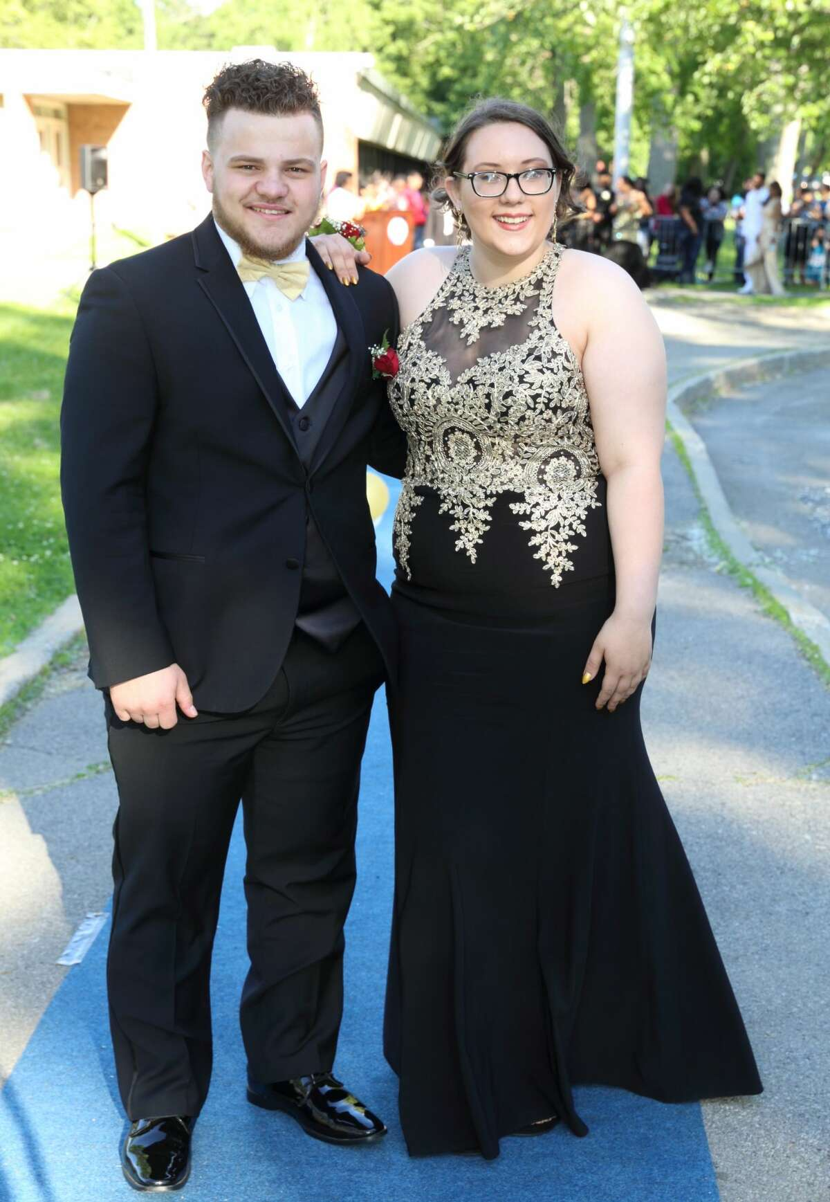 Were you Seen at the Schenectady High School Junior/Senior prom walk-in at the high school on Friday, June 9, 2017?