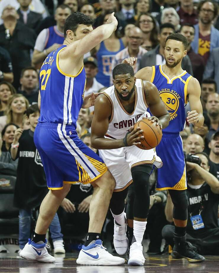 Warriors Vs. Cavs: Live Commentary From Game 4 Of The NBA