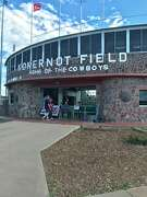 Kokernot Field was built in 1947 at a cost of $1.25 million, a million dollars more than Chicago's Wrigley Field 33 years earlier.