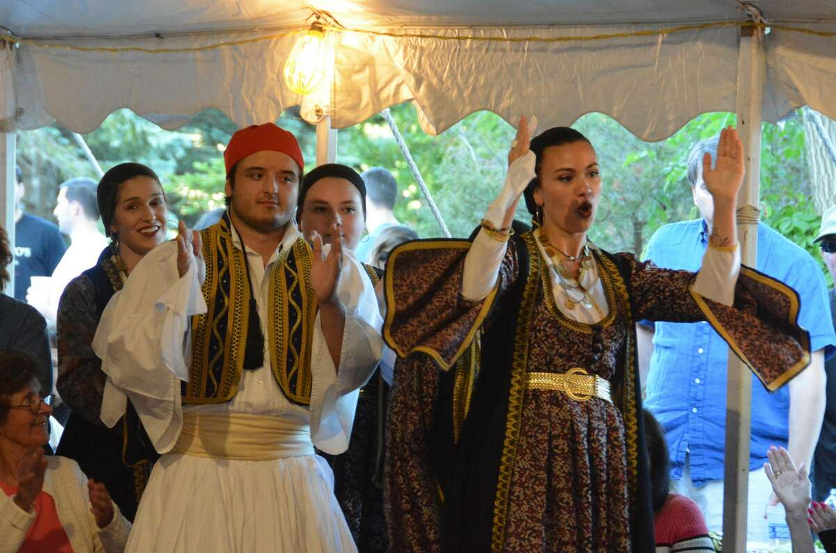 The annual Greek Experience Festival was held at Assumption Greek Orthodox Church in Danbury on June 9-11, 2017. Festival goers enjoyed traditional Greek food, dance and music. Were you SEEN?
