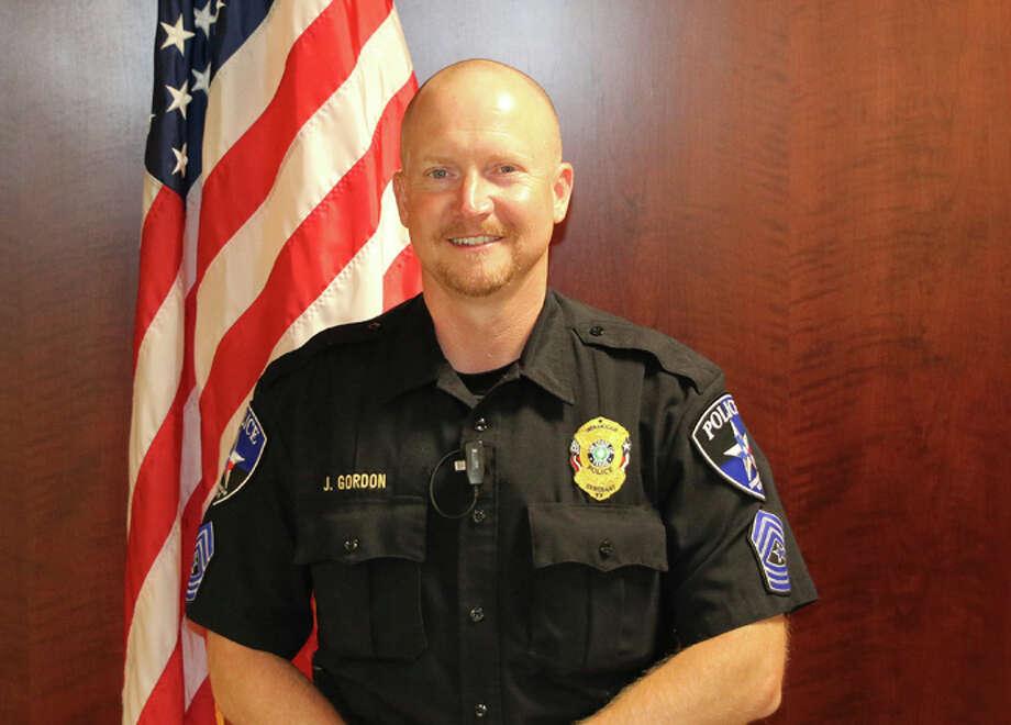 Sergeant Detective Joel Gordon Photo: Submitted Photo