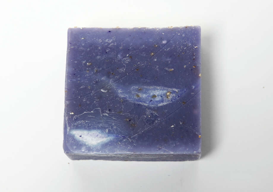 Lavender soap placed in the bed has provided relief for some people with restless leg syndrome. Photo: JUANITO GARZA, Jugarza@express-news.net / jugarza@express-news.net