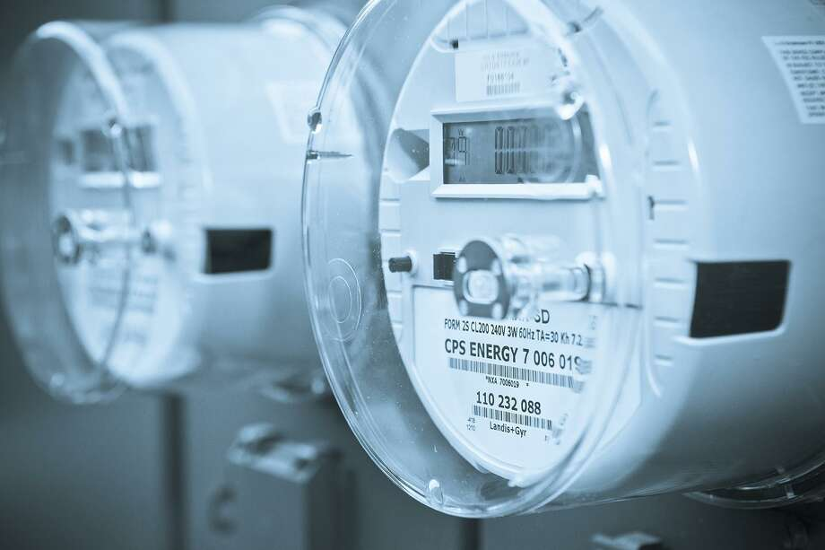 City-owned CPS Energy is installing smart meters like these throughout San Antonio. A January report by the Department of Energy warned such integrated systems could open up power utilities to infiltration by hackers. Photo: Courtesy CPS Energy / ©CPS Energy