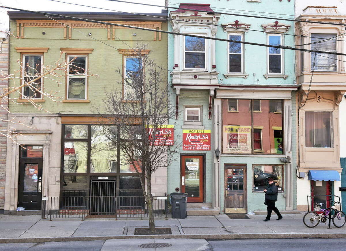 One of the owners of Mercato's Pizzeria & Restaurant is opening 288 Wine & Tap on Lark Street in Albany, which was formerly the site of DeJohn's Pub.