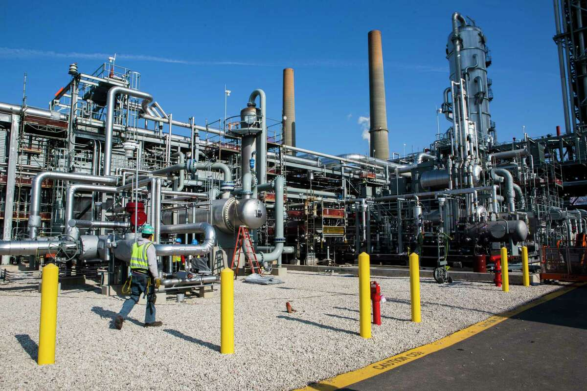 NRG Energy is a partner in the Petro Nova carbon capture project at the WA Parish Generating Station in Fort Bend County.