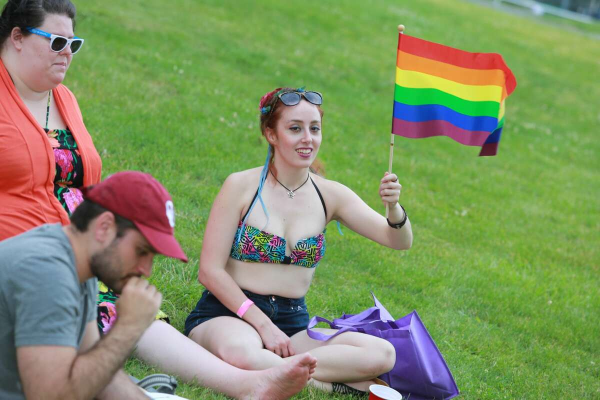 The Triangle Community Center held its annual LGBTQ Pride festival, Pride in the Park at Matthews Park in Norwalk on June 10, 2017. Special guests included Trixie Mattel from RuPaul's Drag Race, comedian Julie Goldman and musician Crystal Waters. Were you SEEN?