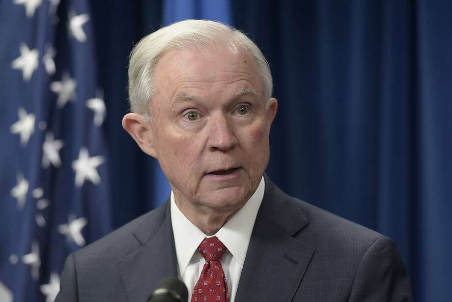 Attorney General Sessions heatedly denies improper Russia contacts