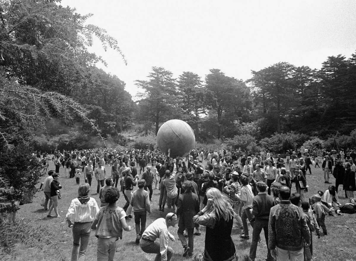In the summer of 1967, thousands of young Americans flocked to the Haight-Ashbury district of San Francisco. Some were attracted by the thriving art and music scene, others by the anarchic idealism of the so-called