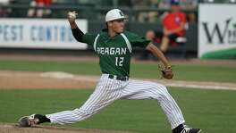 Reagan's Josh Buske, who was 7-3 in 2017, underwent plasma therapy to treat a strained ulnar collateral ligament in his right elbow.