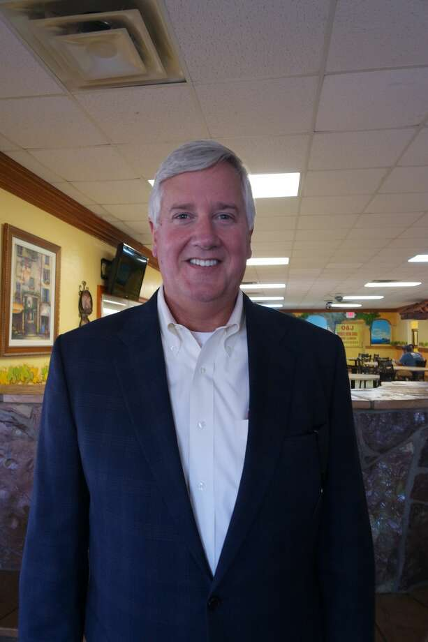 The Democratic Party candidate for lieutenant governor, Mike Collier, believes that is too much and says Republicans won't do away with a tax loophole that could shrink recapture payments across the state. Photo: Courtesy Photo