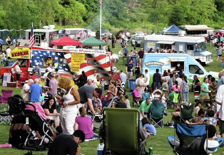 The Summer Solstice Food Truck Festival is set to be held on Friday, June 15, from 4:30 p.m. to 9 p.m. in Town Center Park.