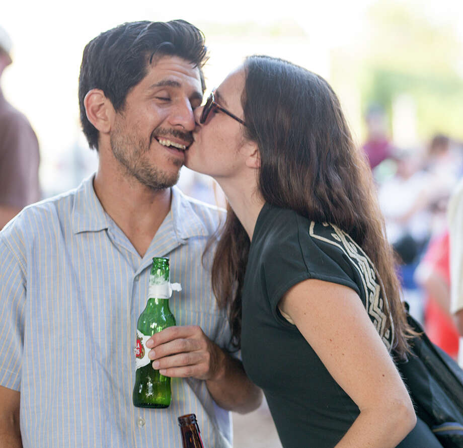 La Tuna, one of San Antonio's hottest ice houses celebrated 25 years Saturday June 10, 2017, with music, food and lots of cold beer. Photo: B Kay Richter For MySA
