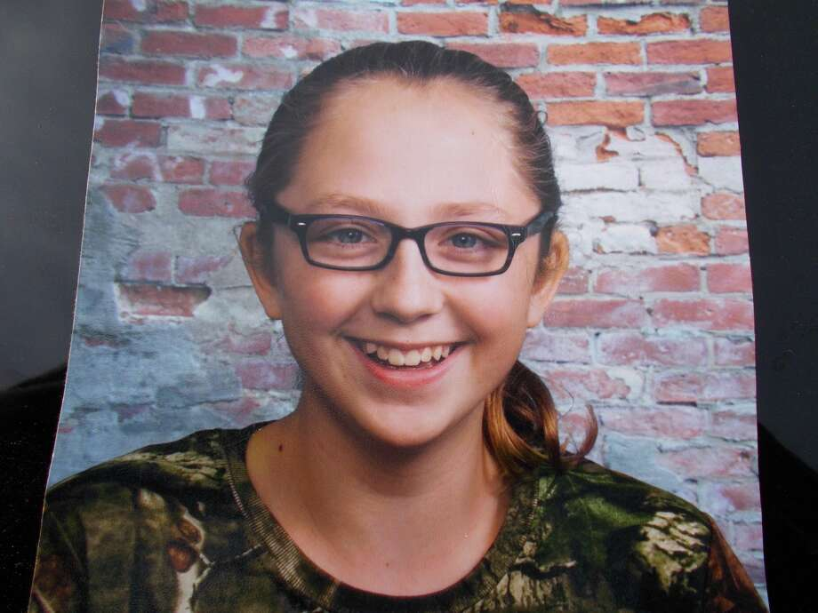 The Midland County Sheriff's Office is looking for Hallie Jo Toner, who is described as a 13-year-old run away from South Lewis Road.