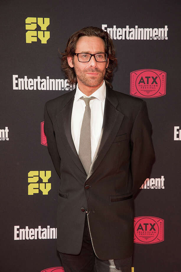 ames Callis attends the closing night reunion panel of Battlestar Galactica and after-party presented by Entertainment Weekly and SYFY during the ATX Television Festival on June 10, 2017 in Austin, Texas. Photo: Rick Kern/Getty Images For Entertainment W