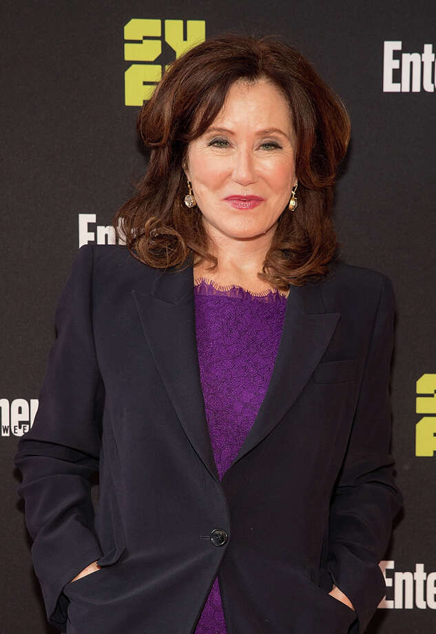 Mary McDonnell attends the closing night reunion panel of Battlestar Galactica and after-party presented by Entertainment Weekly and SYFY during the ATX Television Festival on June 10, 2017 in Austin, Texas. Photo: Rick Kern/Getty Images For Entertainment W