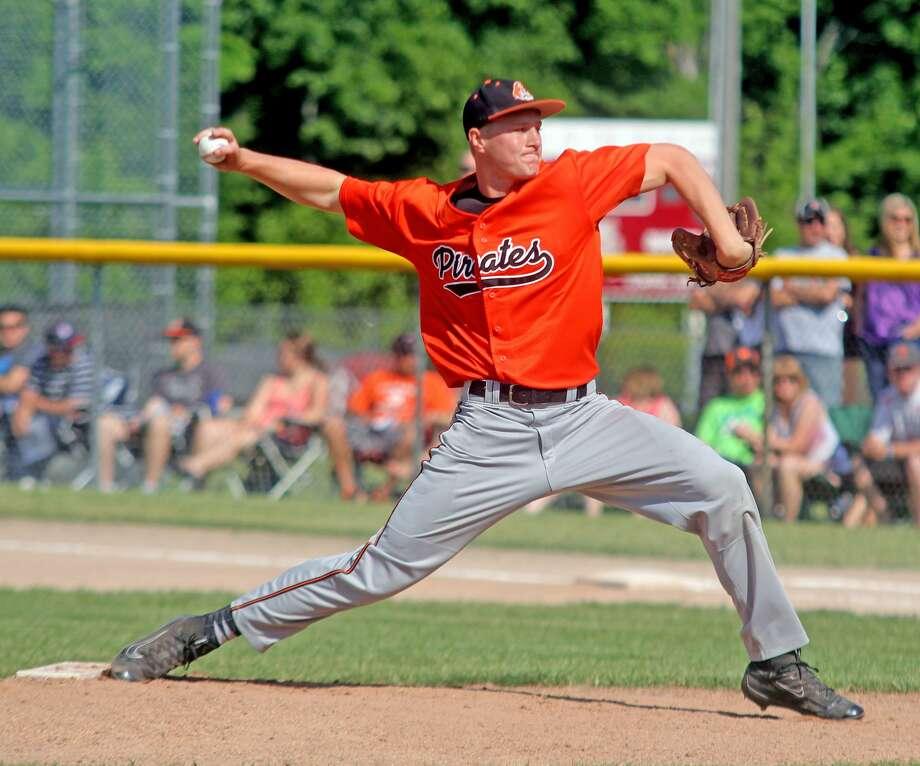 Division 4 Baseball Regional 2017 Photo: Seth Stapleton/Huron Daily Tribune