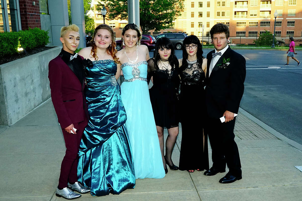 Were you Seen at the Ballston Spa High School Senior Prom at the Saratoga City Center on June 10, 2017?