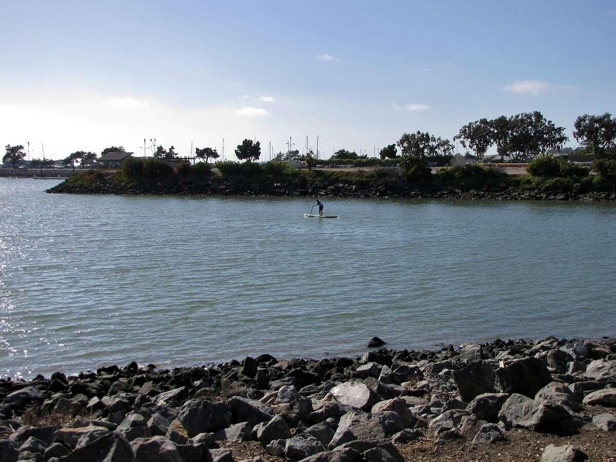 Marina Park in San Leandro