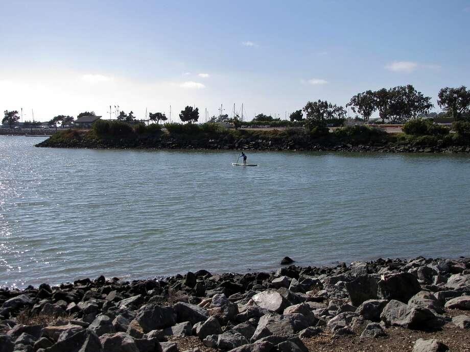 Marina Park in San Leandro Photo: Stephanie Wright Hession