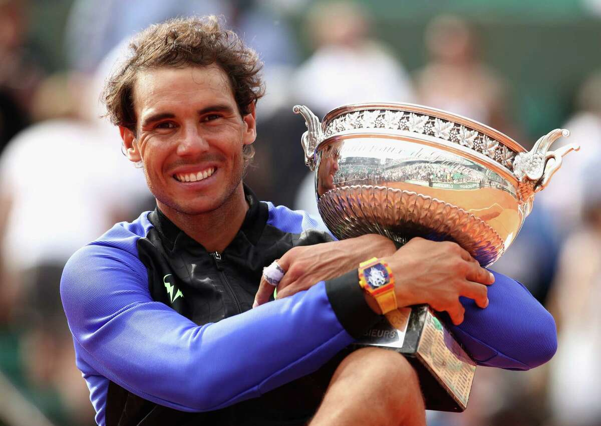 Rafael Nadal of Spain beat Stan Wawrinka of Switzerland on Sunday for a record 10th French Open title.