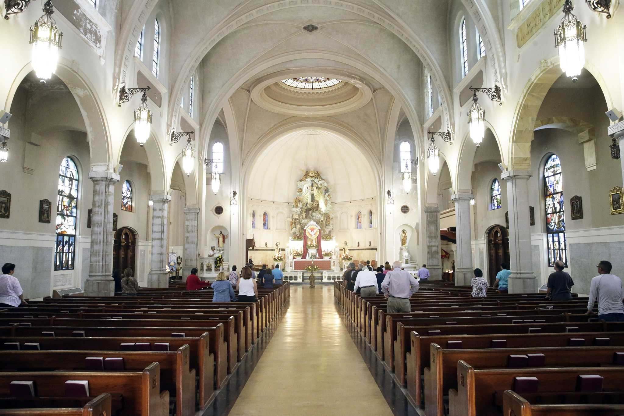 San Antonio S Basilica Is A Testament To The Faith Of Its