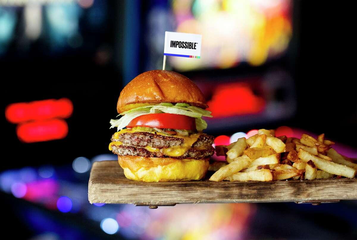 Underbelly and the Hay Merchant restaurants are now serving the meatless Impossible Burger. The burger, created entirely from plants, is made by California-based Impossible Foods. Shepherd's restaurants are the first in Texas to debut the Impossible Burger.