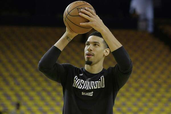 Danny Green recently attended the NBA's Sportscaster U.