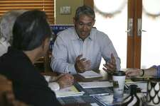 Mayor-elect Ron Nirenberg meets with his transition team at his house. Readers offer the new mayor both luck and advice.