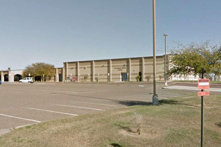 The most dangerous school zones in Webb County, according to dataTrautmann Middle