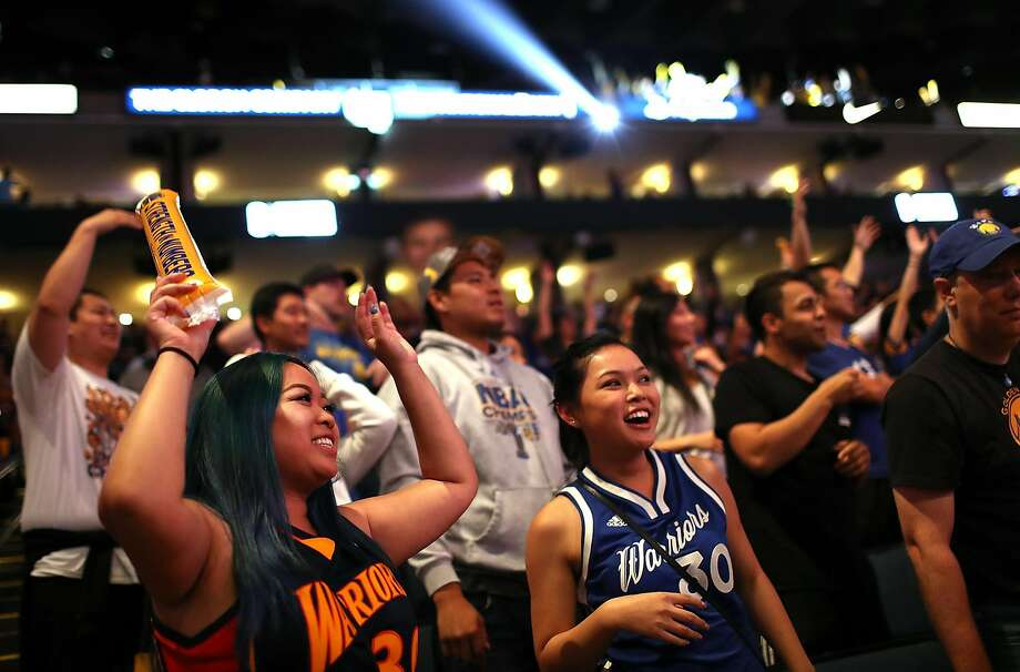 56f0765d274 Pair of courtside seats to Game 5 sells for record  133K - SFGate