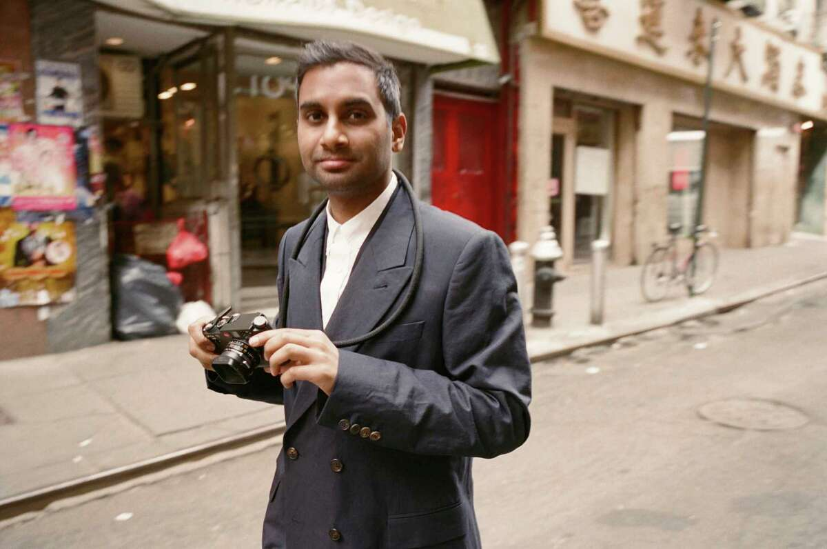 Aziz Ansari stars on the rare show favorably depicting those of Asian descent,