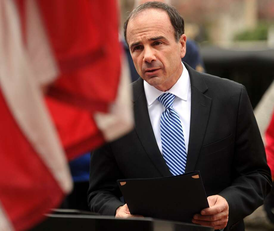 Bridgeport Mayor Joe Ganim is poised to sue the state if he's declared ineligible for public financing for a prospective run for governor in 2018, which is expected to be the final ruling of the state Elections Enforcement Commission June 21. Photo: Brian A. Pounds / Hearst Connecticut Media / Connecticut Post