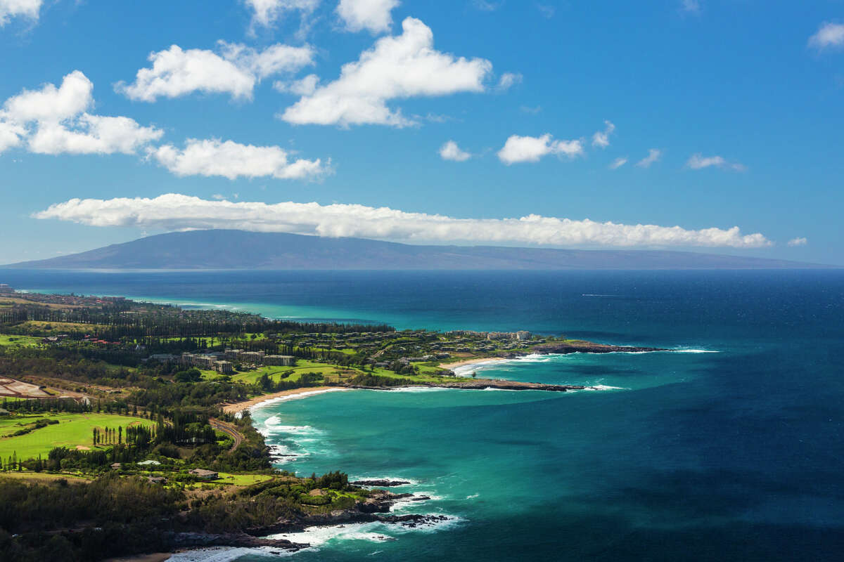 Kapalua Bay Beach on Maui is No. 2 on the list of best beaches for the summer of 2017.