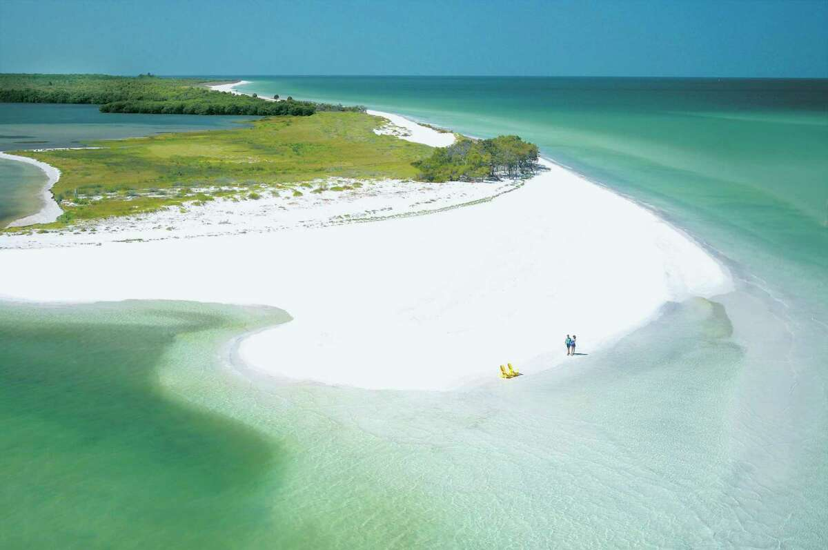 Caladesi Island State Park in Dunedin, Fla., is No. 7 on the list of best beaches for the summer of 2017.