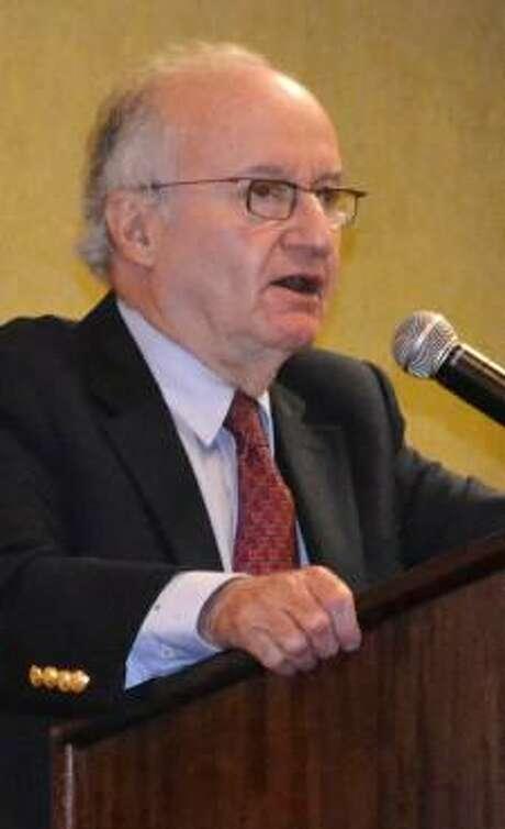 Rabbi A. James Rudin is the American Jewish Commit- tee's senior interreligious adviser. Photo: Courtesy / Courtesy Photo