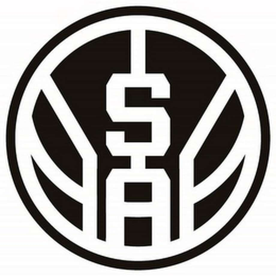 """San Antonio Spurs, LLC filed multiple trademark applications on June 7 for a new black and white logo featuring a basketball design with the letters """"SA"""" in the center, according to United States Patent and Trademark Office records. Photo: United States Patent And Trademark Office"""