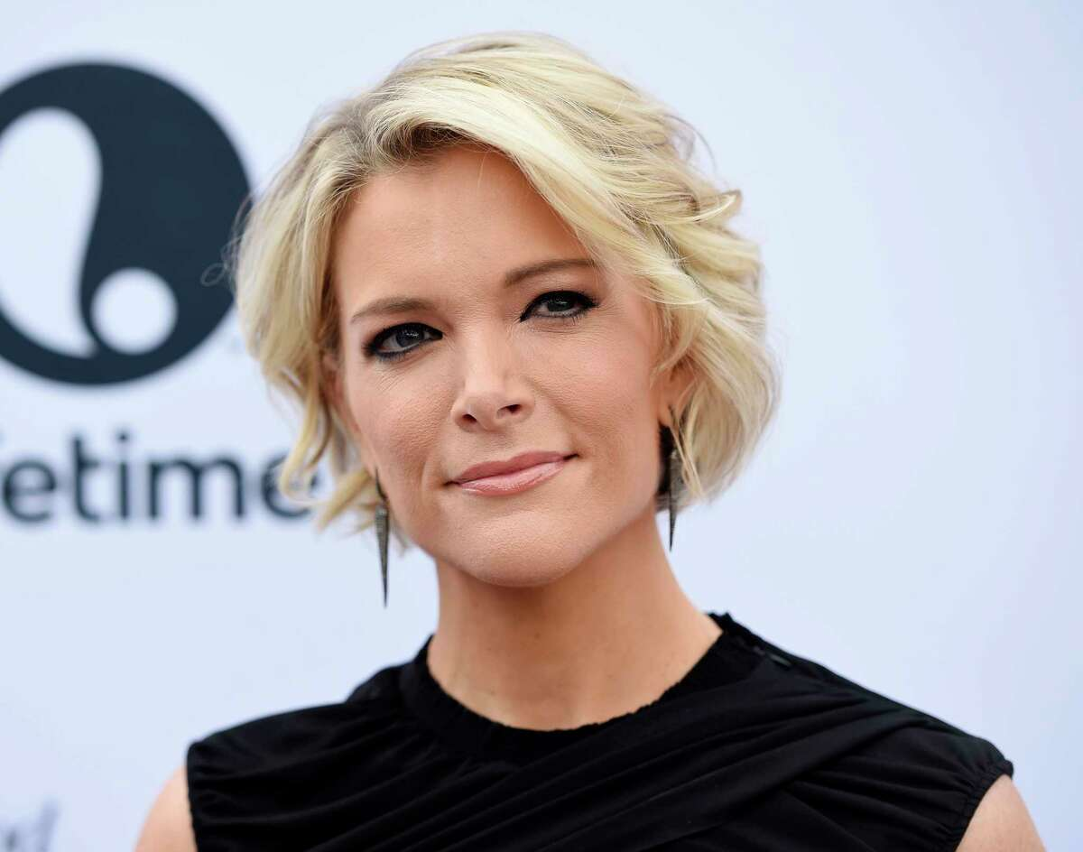 FILE - In this Dec. 7, 2016 file photo Megyn Kelly poses at The Hollywood Reporter's 25th Annual Women in Entertainment Breakfast in Los Angeles. Kelly defended her decision to feature