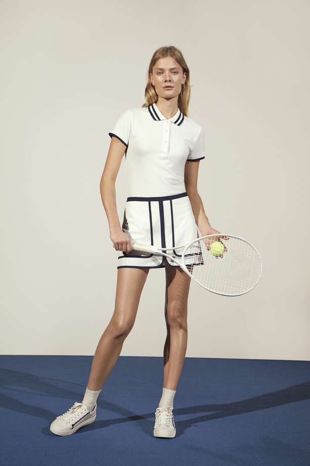 "Tory Sport, ""activewear that celebrates the elegance of sport,"" will debut in the Alamo City with a 3,190-square-foot store. The shop will be the only other one in Texas besides the Dallas location. Photo: Courtesy, Tory Burch"