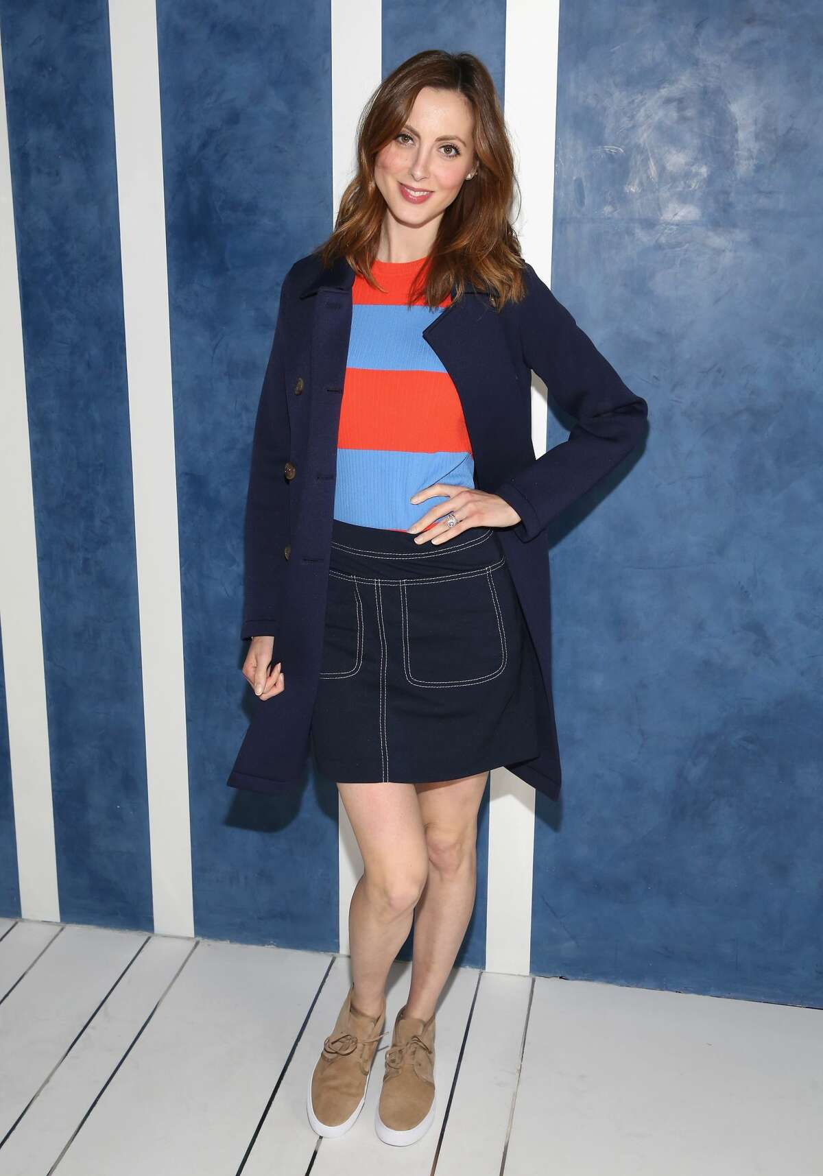 NEW YORK, NEW YORK - APRIL 06: Eva Amurri Martino attends Tory Sport Store Opening at Tory Sport on April 6, 2016 in New York City. (Photo by Robin Marchant/Getty Images for Tory Sport)