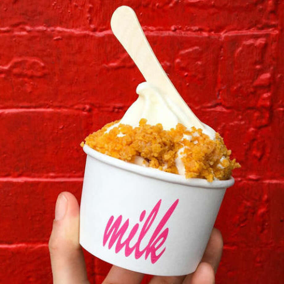 Chef Christina Tosi will bring her famed Milk Bar to Seattle's Canlis Aug. 12 for a pop-up fundraiser for the Queen Anne Farmer's Market. Her cult favorite creations include cereal milk soft serve, crack pie and the compost cookie.