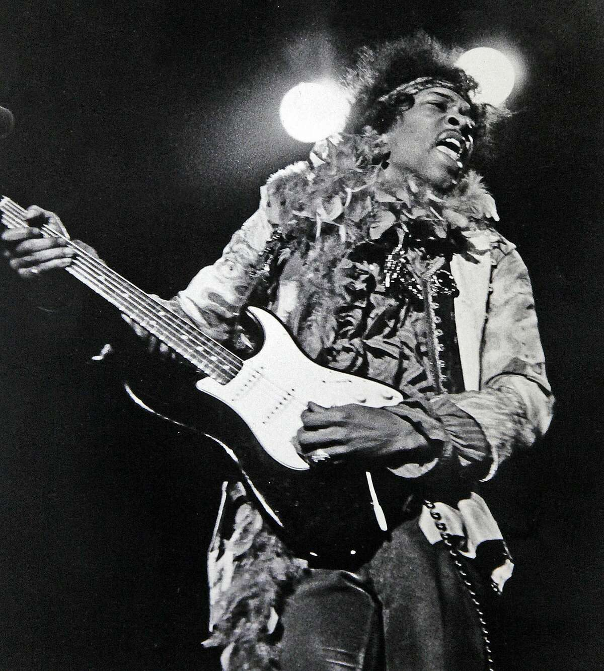 June 18, 1967: Monterey Pop Festival Before Burning Man and Bonnaroo, Coachella and Lollapalooza, Glastonbury and Governors Island, there was the incredible music at Monterey Pop, featuring, among many others, Jimi Hendrix. (Monterey Herald via AP)